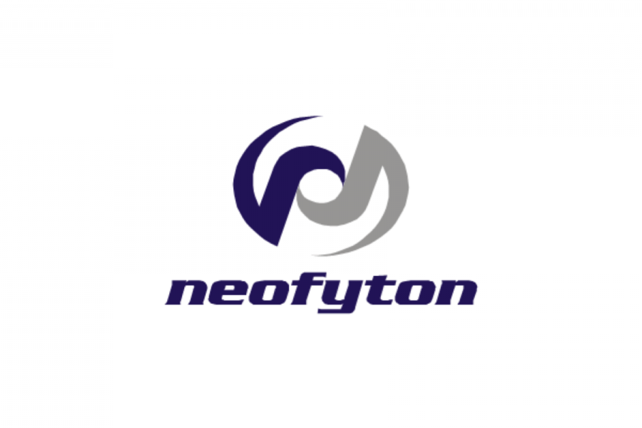 EXHIBITOR Q&A WITH NEOFYTON logo