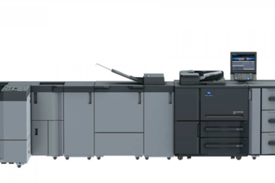 Konica Minolta Launches AccurioPress 6136P MICR Digital Press for Financial Printing image