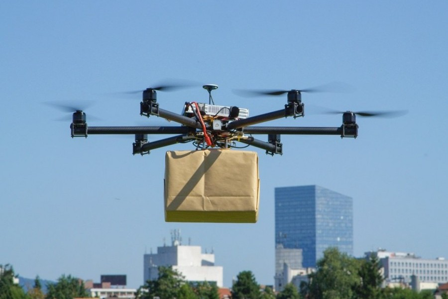 Time for drone delivery companies to show their worth? image