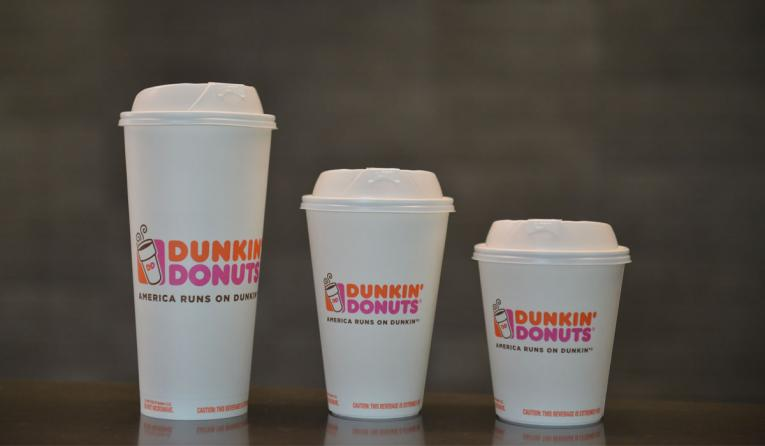 Dunkin' Completes Global Transition to Paper Cups image