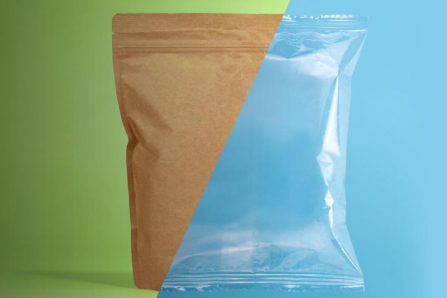 Is Paper A More Sustainable Flexible Packaging Material Than Plastic? image