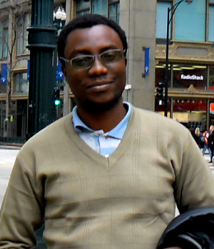 Solomon Makanjuola PhD Photo
